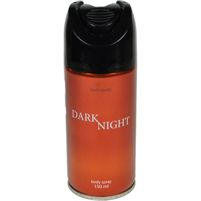 Jean Marc pánské deo Dark night 150 ml