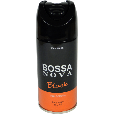 Jean Marc pánské deo Bossa Nova Black 150 ml