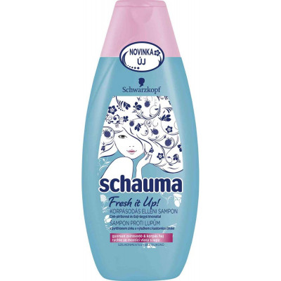 Schauma šampon proti lupům Fresh it Up! 400 ml