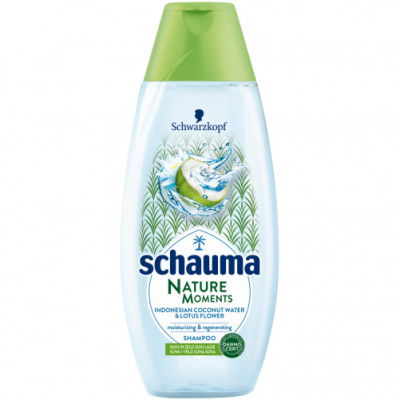 Schauma Nature moments Lotus flower 400 ml