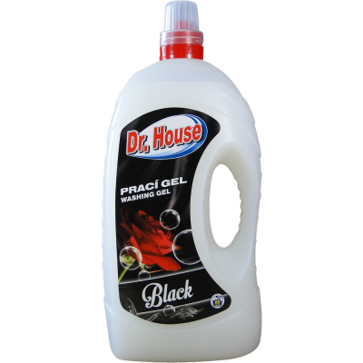 Dr. House gel na praní Black 5,5 L