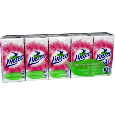 Almusso kuchyňské utěrky Bravo modré 3 vrstvé 3 ks