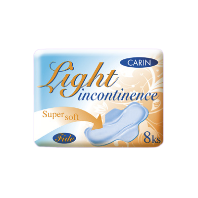 Carin light Incontinence 8 ks